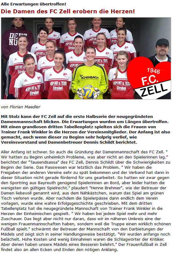 2017-03-23 17_05_39-Alle Erwartungen übertroffen!_ Die Damen des FC Zell erobern die Herzen! - www.a
