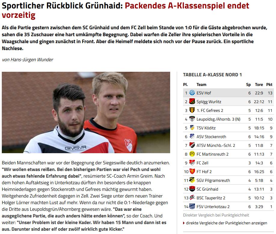 2017-08-22 17_20_55-Sportlicher Rückblick Grünhaid_ Packendes A-Klassenspiel endet vorzeitig - anpfi