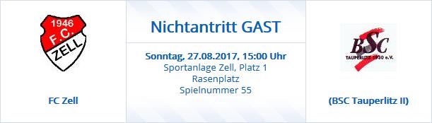 2017-08-27 10_33_42-FC Zell - FC Zell - BSC Tauperlitz II Spielinfo_ A-Klasse - Herren - 27.08.2017